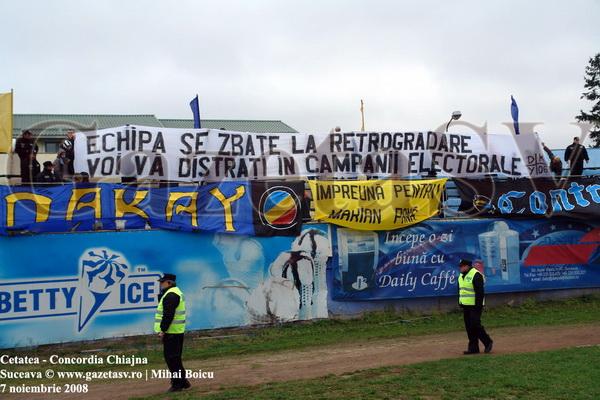 FC Cetatea Suceava, Dakay
