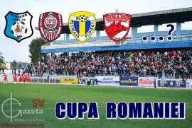 Adversari Cupa Romaniei