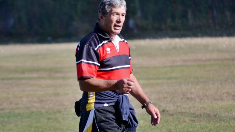 Constantin Vlad rugby