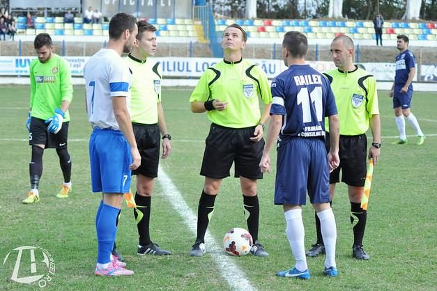 SC Bacau - Rapid Suceava - start meci