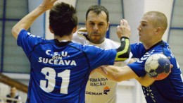 Stiinta Bacau - CSU Suceava