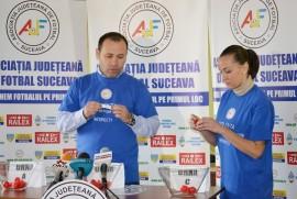 AJF Suceava (Ciprian Anton si Gabriela Mendelea)