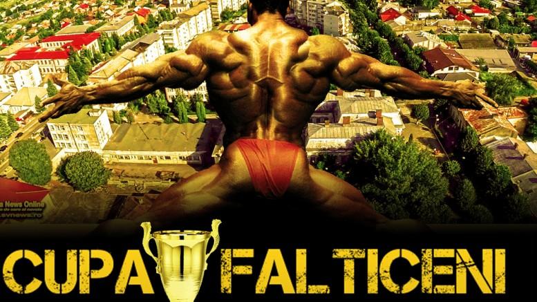 culturism si bodybuilding Cupa Falticeni