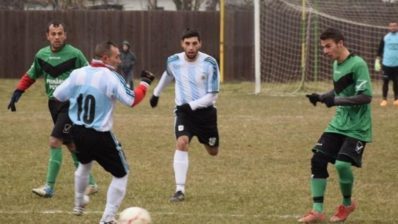 Liga 4 - Bradul Putna - Silva Udesti