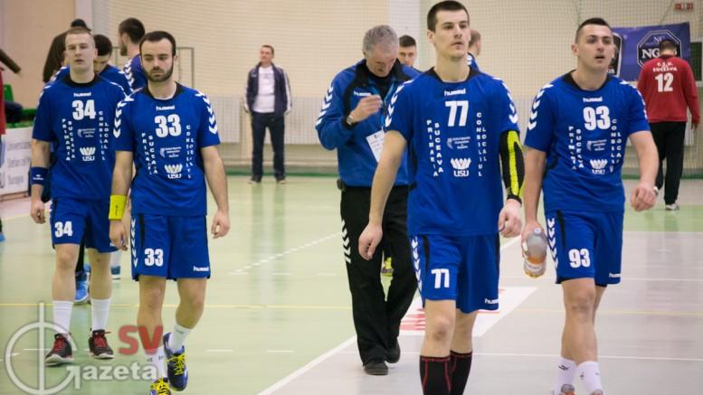 CSU Suceava - Steaua