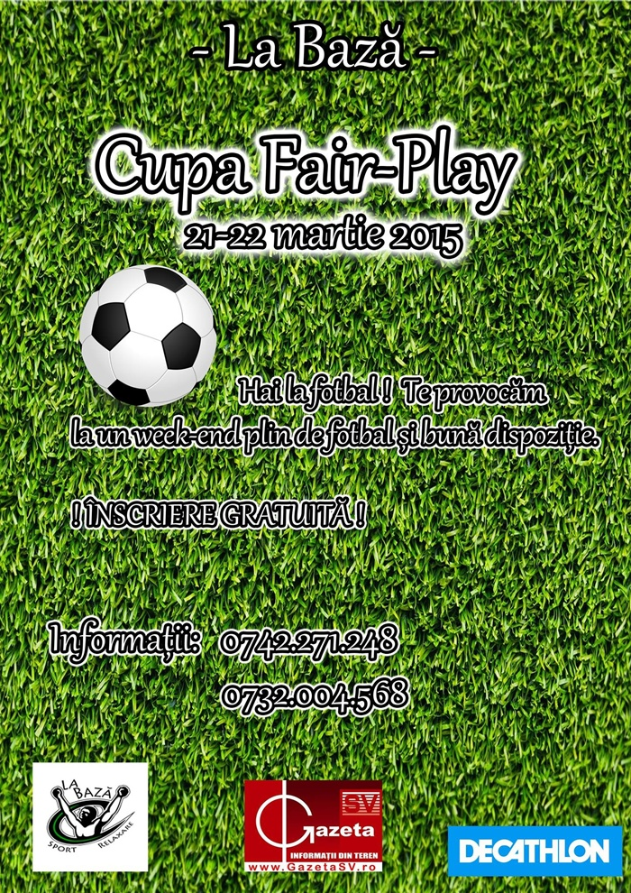 Cupa Fair Play