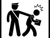 stock-photo-security-guard-police-officer-thief-icon-symbol-sign-pictogram-110183039