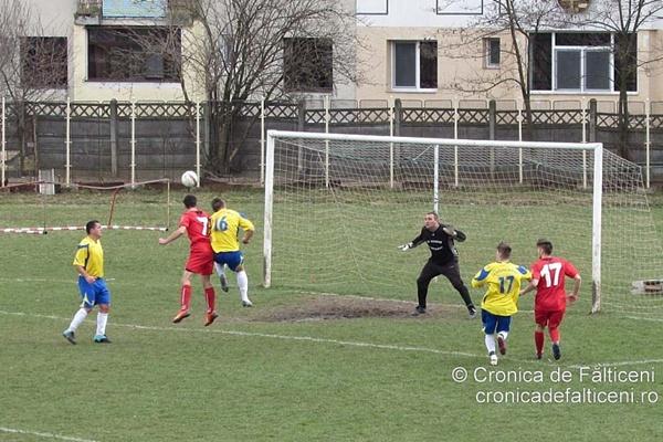 Liga 4 - Somuz Falticeni - Avantul Volovat