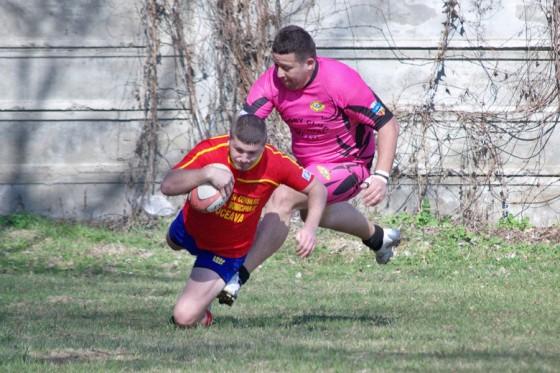 rugby CSM Bucovina RCM Galati Tepsanu