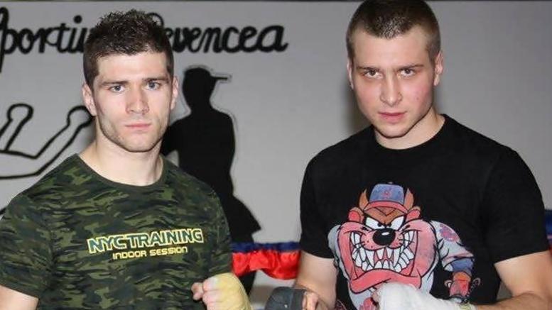 Cristian Milea si Andrei Ostrovanu