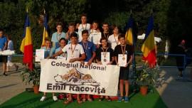 Echipa baieti 13 ani - locul III