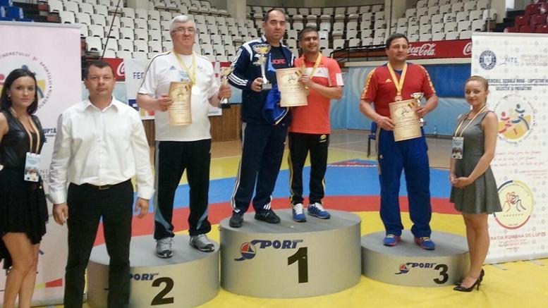 lupte Andrei Bolohan Valerica Gherasim
