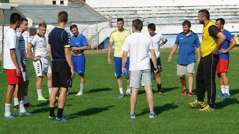 Reunire CSU Suceava