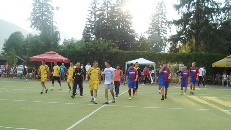 Minifotbal - Campulung