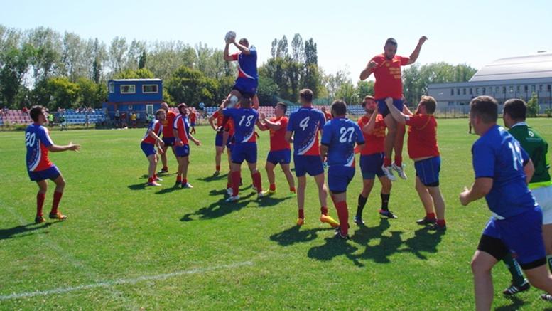 Rugby. Steaua - Bucovina Suceava