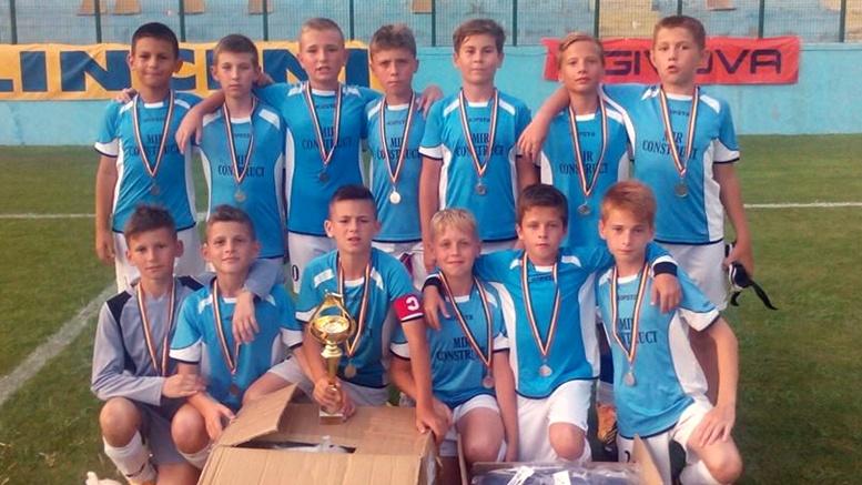 ACS Juniorul Suceava grupa 2004