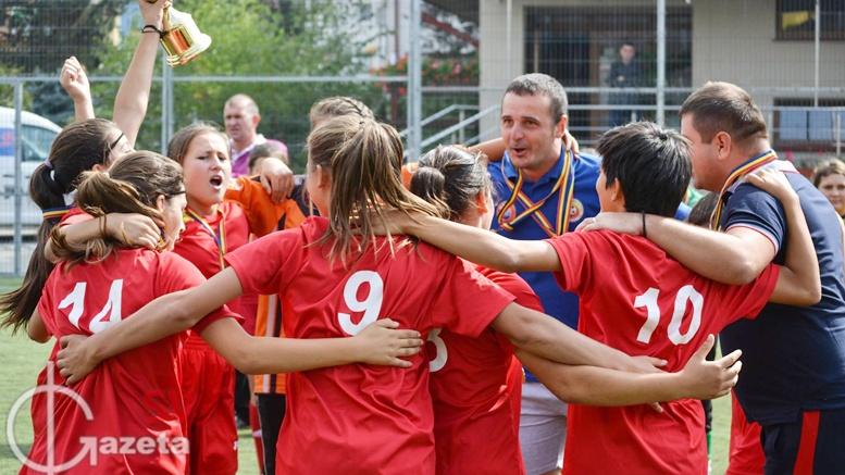 Fotbal si Feminitate - Suceava