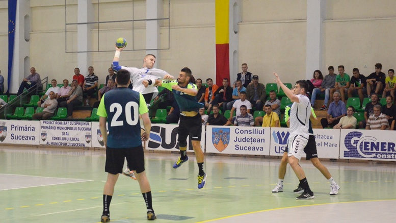 Handbal. CSU Suceava - LPS Piatra Neamt