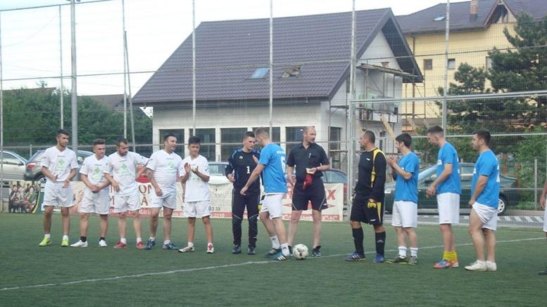 Municipal - minifotbal