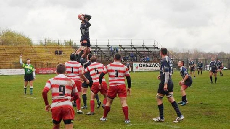 Rugby - Poli Iasi - CSM Bucovina Suceava