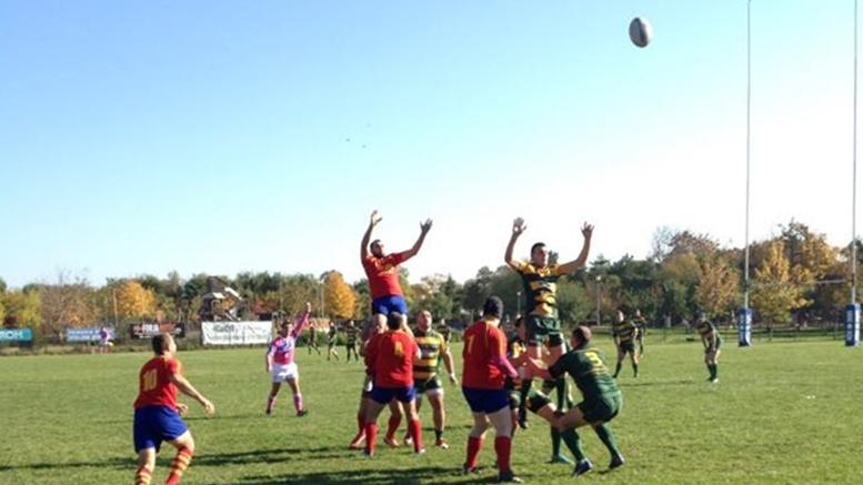Stejarul Buzau - Bucovina Suceava - Rugby