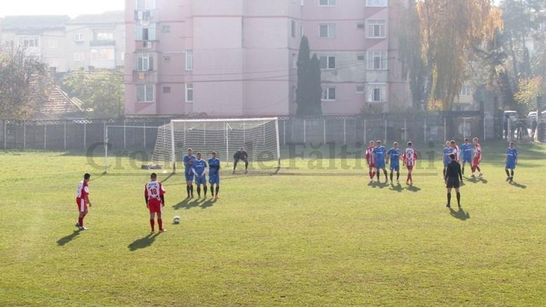 Liga 4 - Somuz Falticeni - Viitorul Veresti