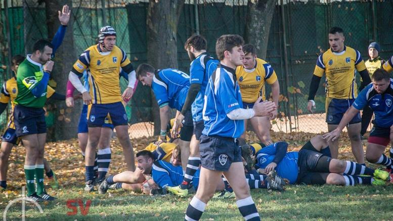 Rugby - CSM Bucovina Suceava - CSM II Bucuresti