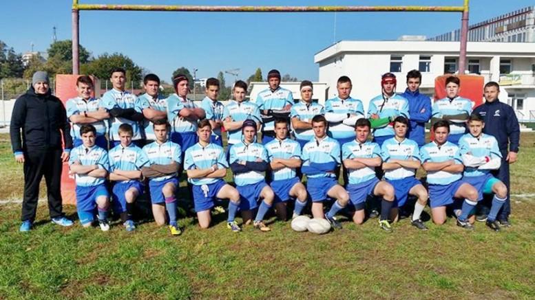 juniori rugby U18 LPS Prorociuc Cretuleac