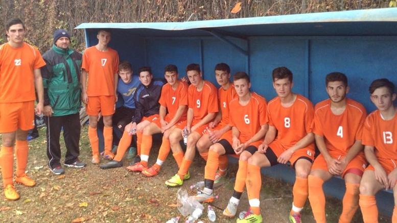 selectie juniori U18 Murariu