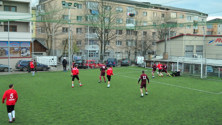 Municipal - minifotbal - Railex - Activ MSN