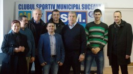 CSM 2015 antrenori