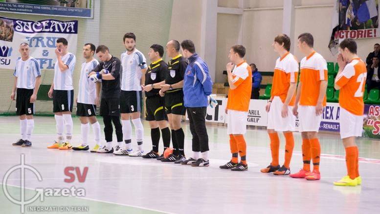 Futsal Suceava