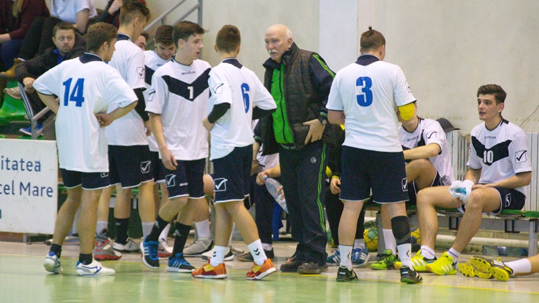 lps handbal juniori I Branduse