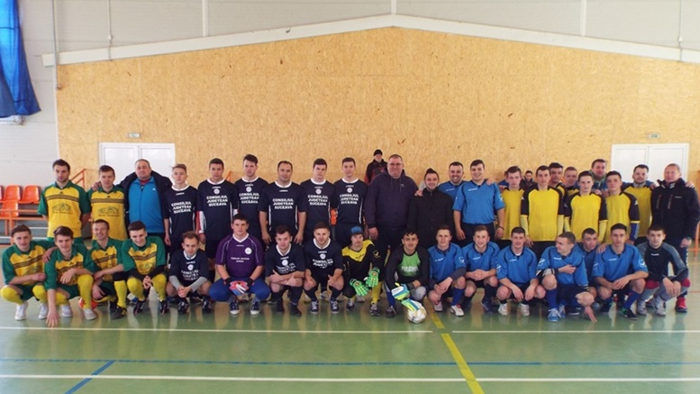 Futsal - turneu Gura Humorului