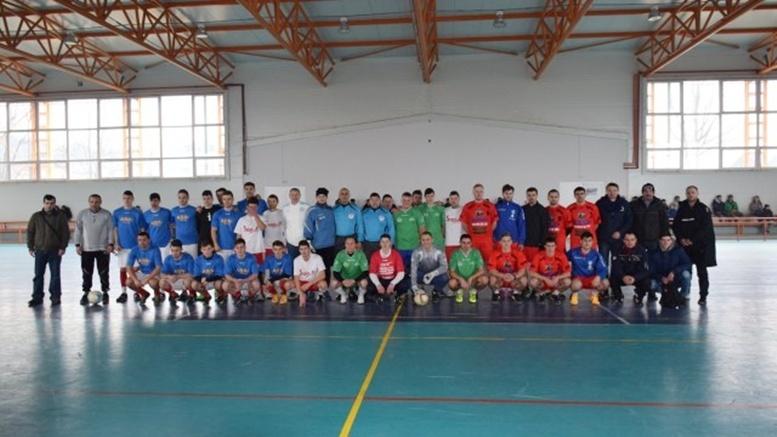 Futsal - turneu Vicovu de Jos