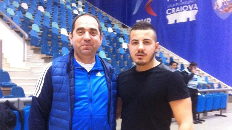 Valerică Gherasim și Iulian Șopârlă