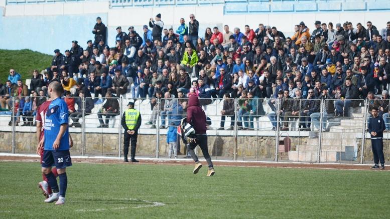 Suporter - Rapid Suceava - Rapid Bucuresti