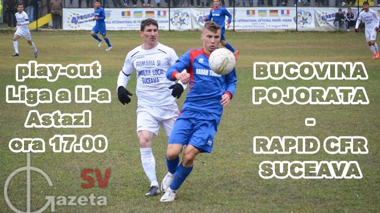 LIVE - Pojorata - Rapid