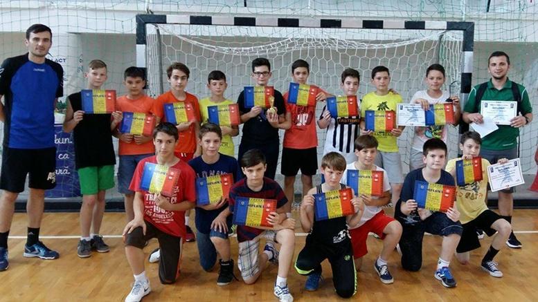 CSU Suceava - Juniori 4 IV