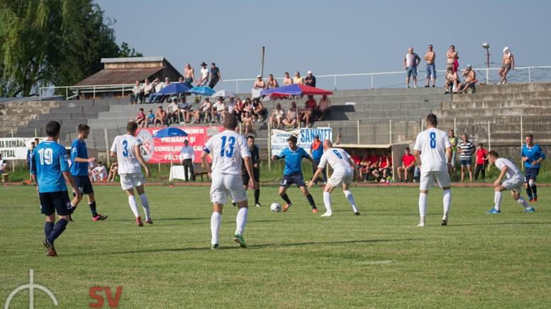 Somuz Falticeni - FC Bistrita