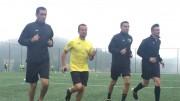 Sebi Gheorghe - antrenament