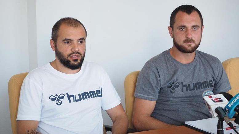Iulian Andrei si Adrian Chirut