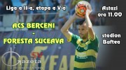 Live. Berceni - Foresta