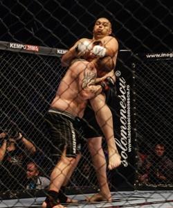 Anheliuc - MMA
