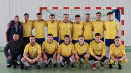 Futsal. Somuzul Preutesti