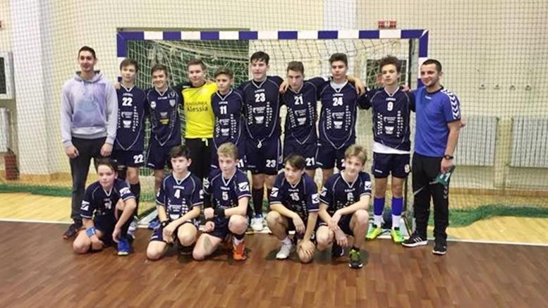 CSU Suceava juniori III Vasile Boca