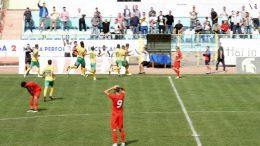 Foresta Mioveni gol Stanescu