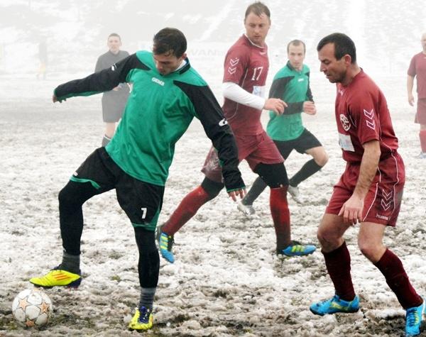 Liga IV - Vointa Stroiesti - Rapid II Mihoveni