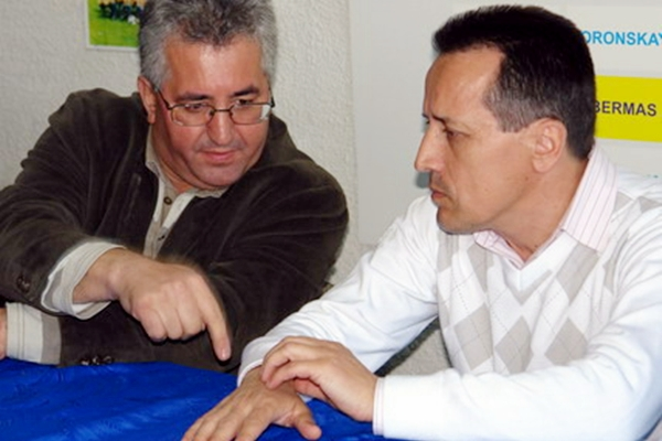 Ion Lungu si Dumitru Moldovan