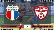 live buftea - rapid